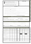 Antipsychotic Monitoring Chart