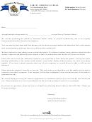 Confidential Teacher Evaluation Form