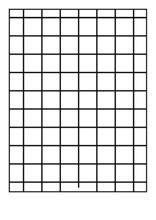 Grid One-Inch-Index Printable pdf