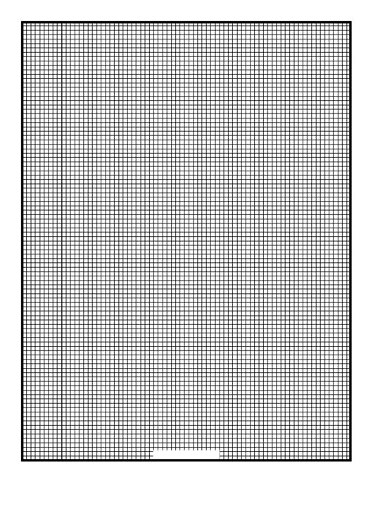 Grid Tenth-Inch Printable pdf
