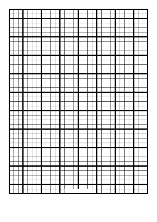 Grid Quarter-Inch-Index Printable pdf