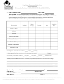 Easterns Illinois University Admissions Recommendation Form