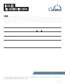 Canisius Transfer Recommendation Form