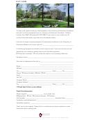 University Of Wisconsin Foundation Gift Form