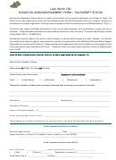 Lake Worth Isd Donation Acknowledgement Form