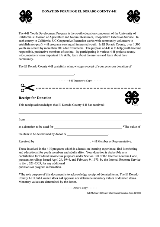 51 donation letter free to download in pdf