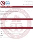 Recommendation Letter Form