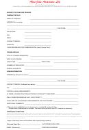 Request For In-house Training - Alan John Associates Ltd.