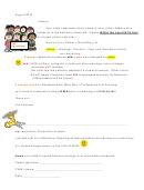 Behavior Charts For Kids
