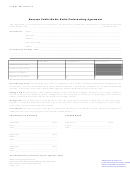 Form Ogc-s-2001-16 - Public Media Radio Underwriting Agreement