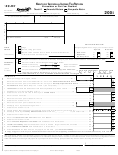 Form 740-np - Kentucky Individual Income Tax Return Nonresident Or Part-year Resident - 2005