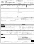 Form Sfn 13660 - Employer's Report Of Injury