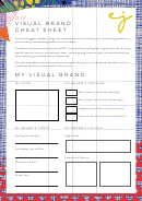Diy Visual Brand Cheat Sheet