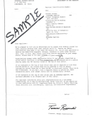 Example Of Irs Letter Template