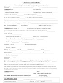 Non-standard Settlement Request Form - State Of Illinois