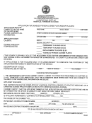 Florida Dmv Registration Renewal >> Fillable Form Hsmv 83039 - Application For Disabled Person Parking Permit - Florida Department ...