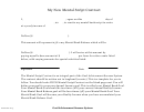 Form Gass Msc 2015 - My New Mental Script Contract Template