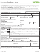 Employer Enrollment Form