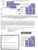 Form Wc-1 - New Mexico Workers Compensation Fee - 1999