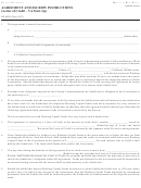 Form Re 643g - Agreement And Escrow Instructions (letter Of Credit - Va Start-up) Form - California Bureau Of Real Estate