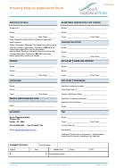 Fcs-024 - Property Enquiry Application Form