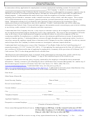 Background Check Release Form Disclosure And Authorization