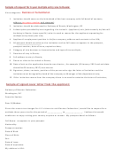 Sample 3-year Multiple Entry Russian Visa Request Letter