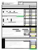 Form Mo-a - Individual Income Tax Adjustments - 2006