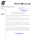 News Release Form California - State Board Of Equalization