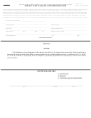Form C-6205-st- Request To Be Placed On A Non-reporting Basis - 1999