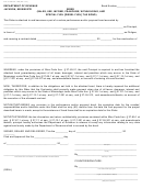 Form 72-440-10-8-1-000 - Rider (sales, Use, Income, Franchise, Withholding, And Special Fuel [diesel Fuel] Tax Bond) Form