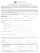 Release Of Financial Aid Or Veteran Information Authorization Form