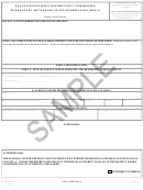 Form 168a - Equal Employment Opportunity Commission Elementary-secondary Staff Information - Sample - 2004