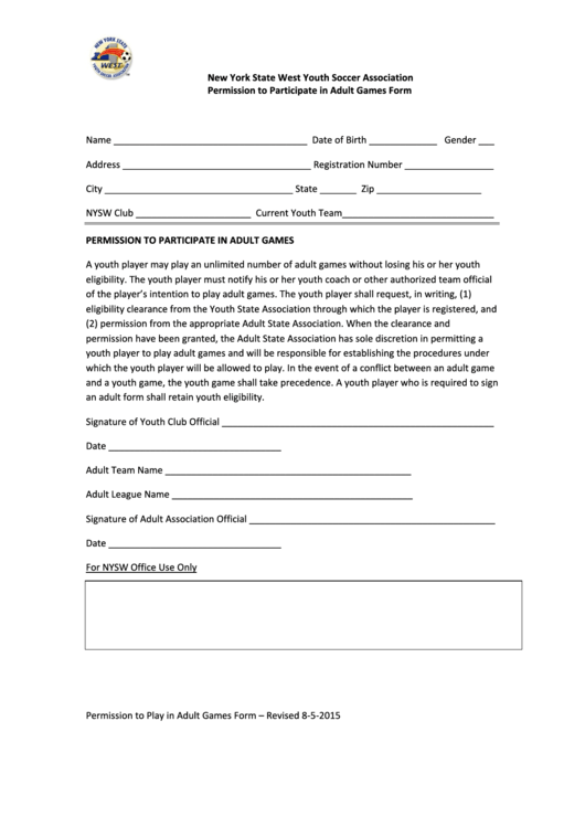 top 14 soccer registration form templates free to download in pdf format. Black Bedroom Furniture Sets. Home Design Ideas