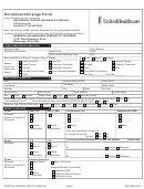 Enrollment/change Form