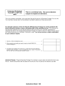 Form Bpt Or Bpt Ez - Extension Worksheet 2001