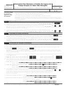 Form 8862(sp) - Informacion Para Reclamar El Credito Por Ingreso Del Trabajo Despues De Haber Sido Denegado 2006