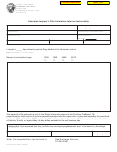 Form 6274a C3 - Extension Request To File Information Returns Electronically