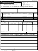 Va Form 26-1880 - Request For A Certificate Of Eligibility - 2008