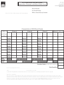 Form Dr-248 - Alternative Fuel Use Permit Application, Renewal, And Decal Order Form - 2010