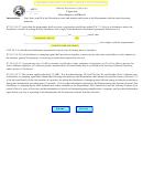 Form Aff-2 - Cigarette Distributors Affidavit - 2003