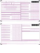 Form Sc 2935 - Planilla Informativa Anual De Impuesto Sobre Ventas Y Uso