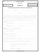 Form St-13 - Contractor's Exempt Purchase Certificate (2013)