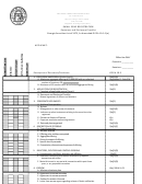 Form 8s - Small Issue Registration - Document And Disclosure Checklist