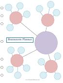 Brainstorm Planner Template
