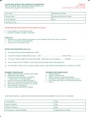 Form I-6 - Cleveland Heights Declaration Of Exemption