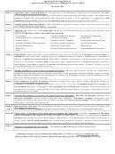 Form Tm 1 - Application For Registration Of A Trademark Or Service Mark
