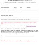 Trademark Registration / Renewal Form