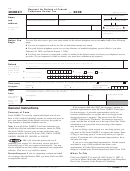 Form 1040ez-t - Request For Refund Of Federal Telephone Excise Tax 2006