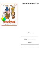 Redneck Party Invitation Template